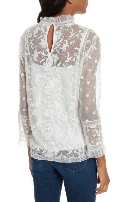 Joie Jaelin Top White/Porcelain Image 1