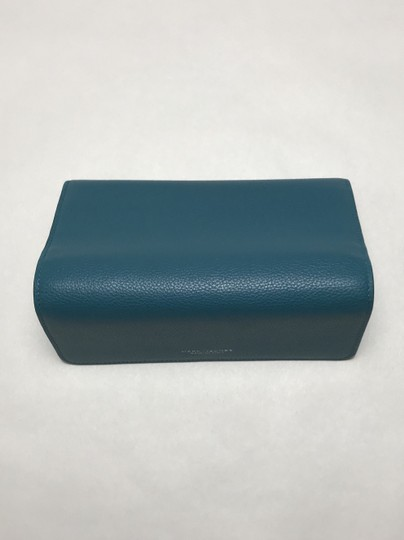 Marc Jacobs Marc Jacobs turquoise leather wallet Image 3