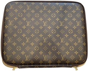 Louis Vuitton Louis Vuitton Monogram 15 inch Laptop Sleeve