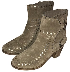 Laurence Dacade gray Boots