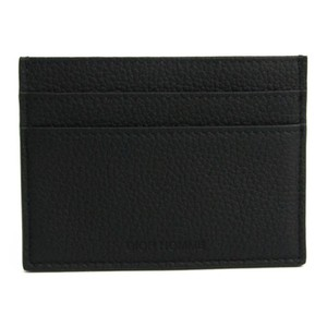 Dior Dior Homme Leather Card Case Black 2DSCH001TAB