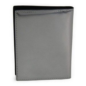 Dior Dior Homme Leather Card Case Black,Silver