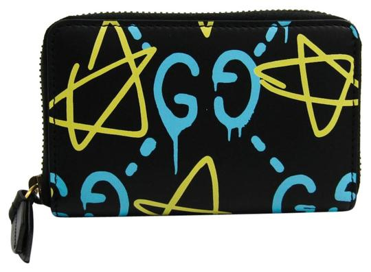 Preload https://img-static.tradesy.com/item/25861970/gucci-black-blue-yellow-leather-card-case-448465-ds1at-8438-wallet-0-1-540-540.jpg
