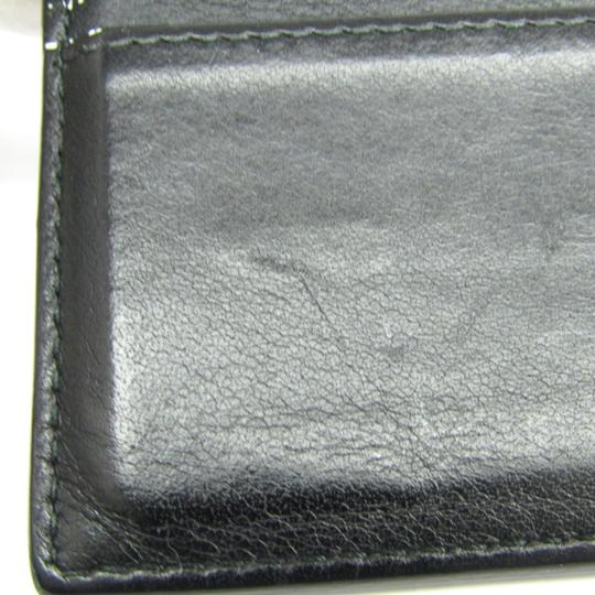 Dior Dior Homme Leather Card Case Black,White Image 6