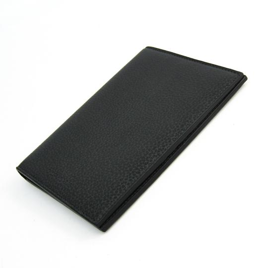 Dior Dior Homme Leather Passport Cover Black Image 1