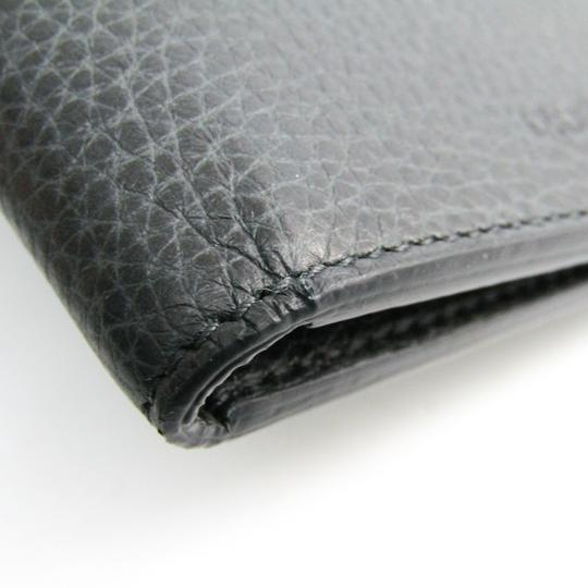 Dior Dior Homme Leather Passport Cover Black Image 3