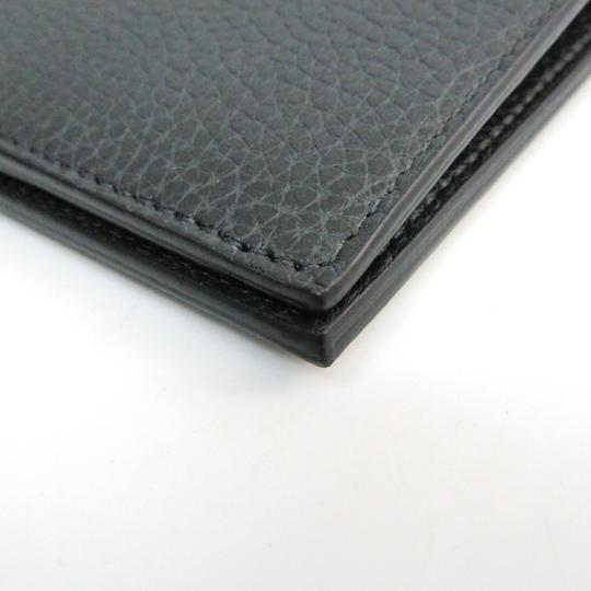 Dior Dior Homme Leather Passport Cover Black Image 4