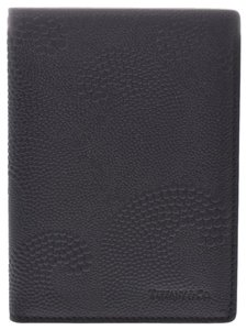 Tiffany & Co. Tiffany Leather Wallet Black