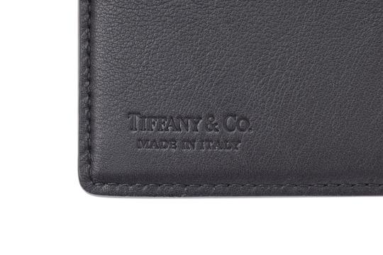 Tiffany & Co. Tiffany Leather Wallet Black Image 14