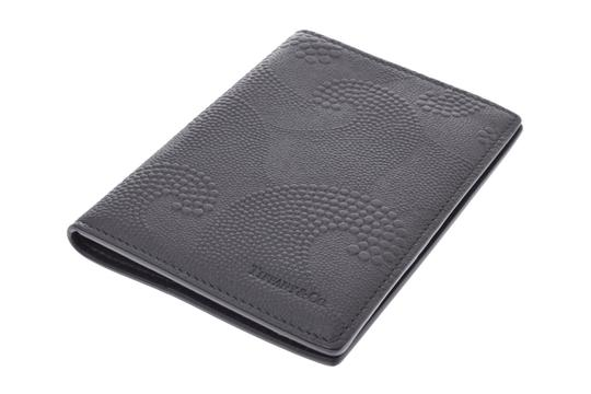 Tiffany & Co. Tiffany Leather Wallet Black Image 2