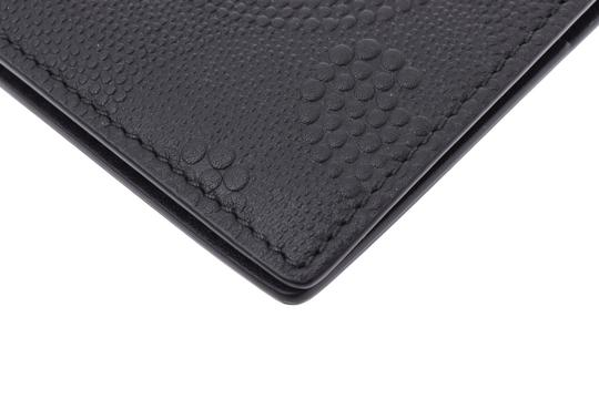 Tiffany & Co. Tiffany Leather Wallet Black Image 4