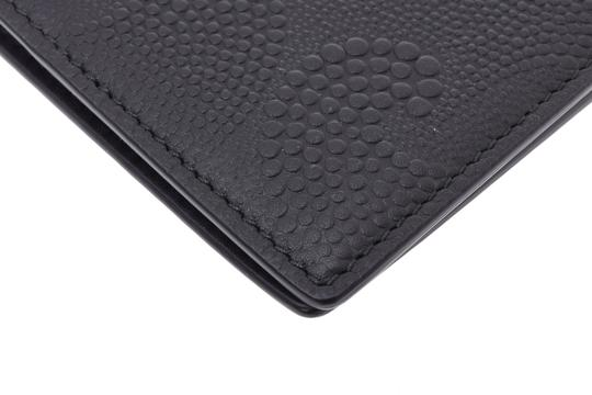 Tiffany & Co. Tiffany Leather Wallet Black Image 5
