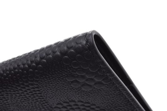 Tiffany & Co. Tiffany Leather Wallet Black Image 8