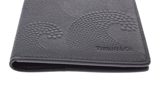 Tiffany & Co. Tiffany Leather Wallet Black Image 9