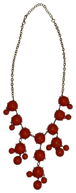 Item - Red Bubble Necklace