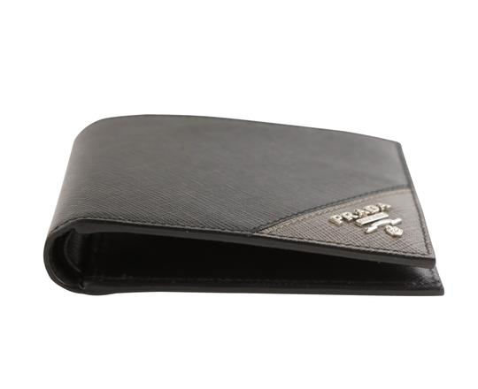 Prada Saffiano Leather Bifold Wallet Image 3