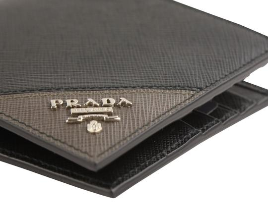 Prada Saffiano Leather Bifold Wallet Image 4