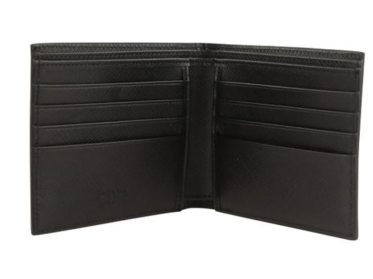 Prada Saffiano Leather Bifold Wallet Image 7