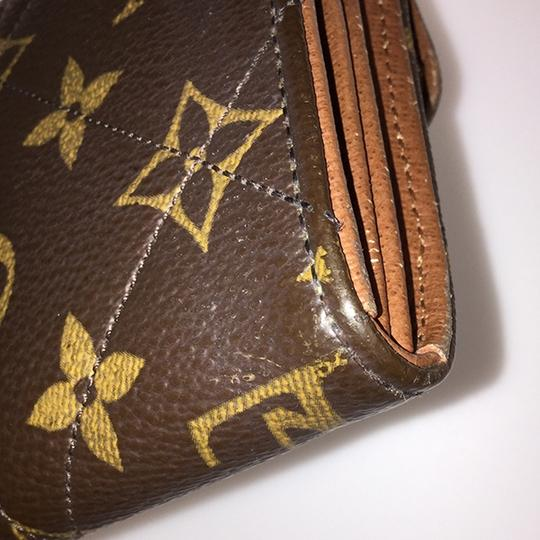best service 407f6 167c7 Louis Vuitton Monogram Long Etoile M66556 Portefeuille Sarah Women's  (Bi-fold) Wallet