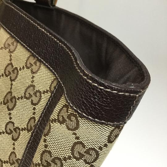 Gucci Tote in Beige / Brown Image 2