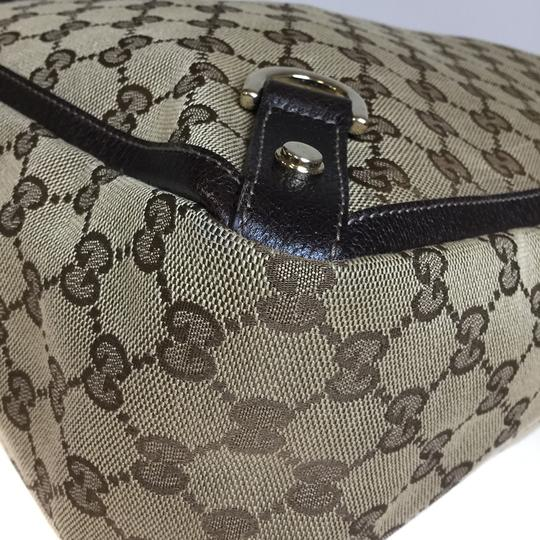 Gucci Tote in Beige / Brown Image 3
