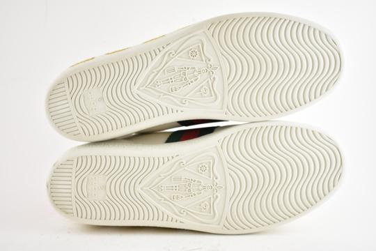 Gucci Loafer Mule Slide Flat Marmont white Athletic Image 11