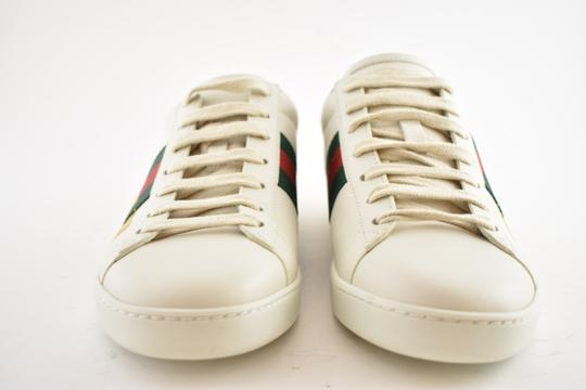 Gucci Loafer Mule Slide Flat Marmont white Athletic Image 5