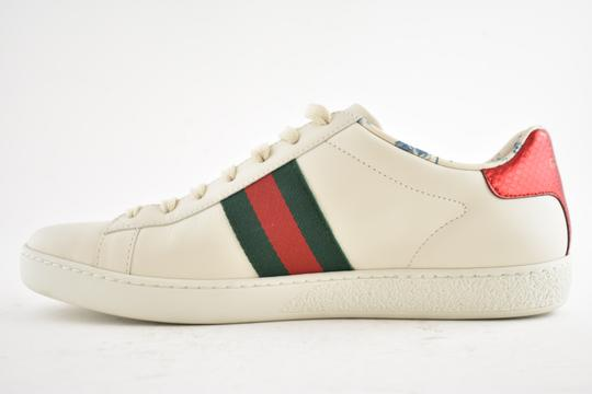 Gucci Loafer Mule Slide Flat Marmont white Athletic Image 8