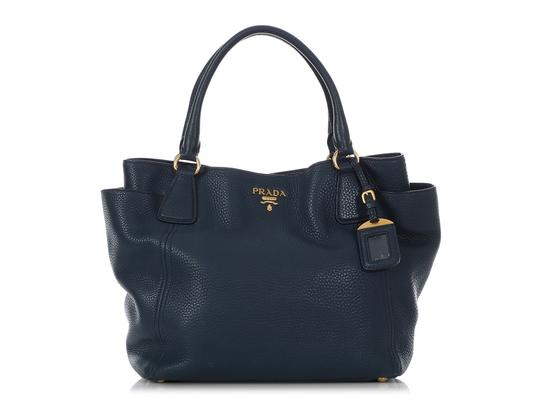 Preload https://img-static.tradesy.com/item/25865790/prada-vitello-daino-side-pocket-bluette-blue-leather-tote-0-0-540-540.jpg