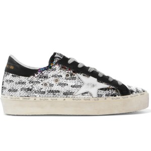 Golden Goose Deluxe Brand Sequined Athletic
