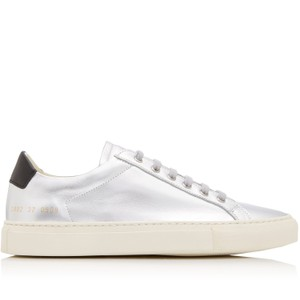 Common Projects Silver Athletic