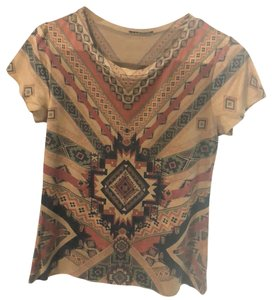 cleo Top brown