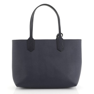 Gucci Reversible Gg Print Tote in blue