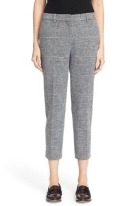 Theory Ankle Office Fall Date Night Hollywood Capri/Cropped Pants Grey