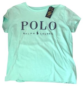 Polo Ralph Lauren T Shirt mint green