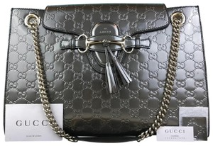 Gucci Guccissima Emily Shoulder Bag
