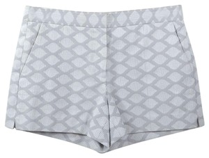 Theory Dress Shorts WHITE / GREY