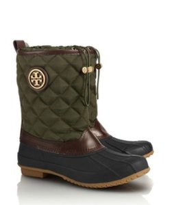 Tory Burch hunter green Boots - item med img