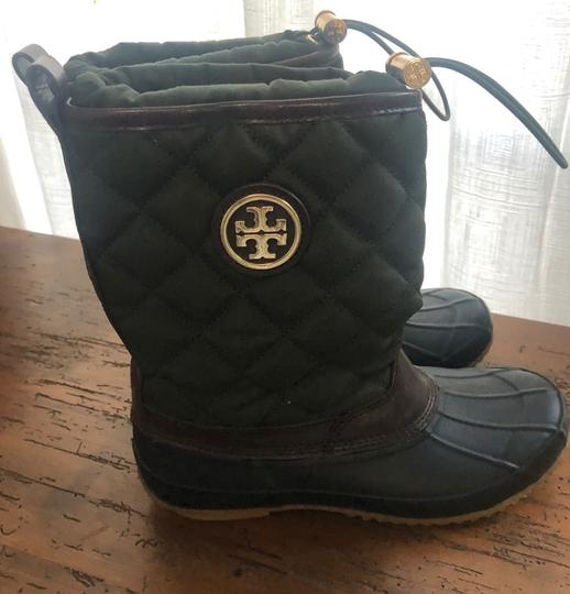 Tory Burch hunter green Boots Image 2