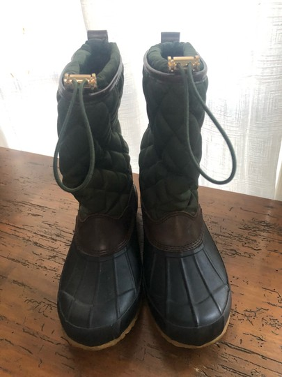 Tory Burch hunter green Boots Image 3