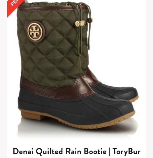 Tory Burch hunter green Boots Image 8
