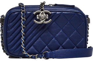 Chanel Small Camera Shoulder Bag