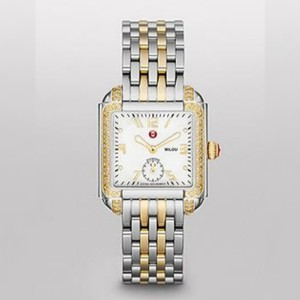Michele Michele Milou Luxury Diamond Watch