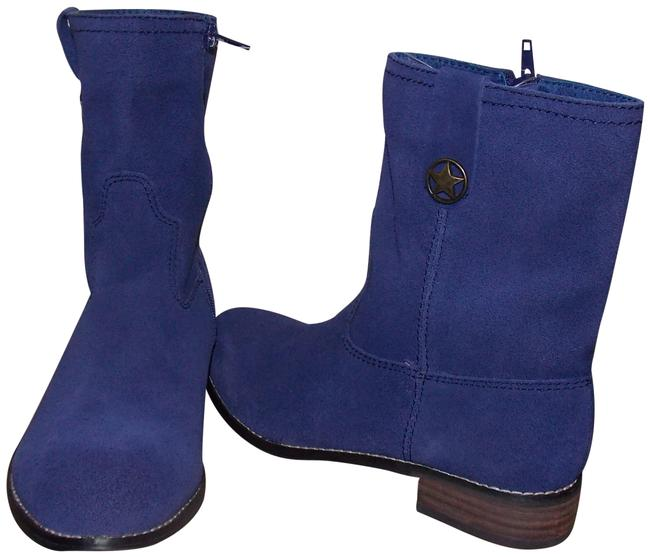 Item - Purple Pomona Boots/Booties Size US 7.5 Regular (M, B)