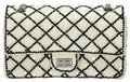 Chanel Mesh Fabric Limited Edition Shoulder Bag Image 0