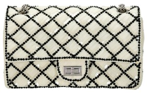 Chanel Mesh Fabric Limited Edition Shoulder Bag
