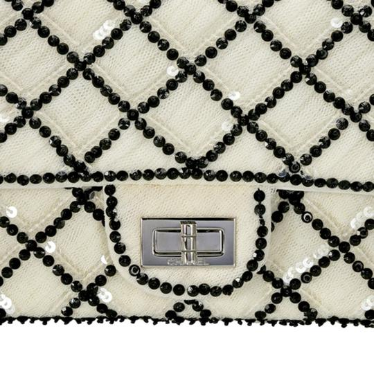 Chanel Mesh Fabric Limited Edition Shoulder Bag Image 11