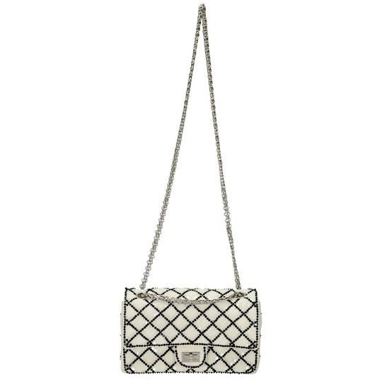 Chanel Mesh Fabric Limited Edition Shoulder Bag Image 2