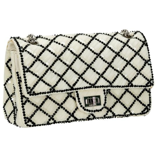 Chanel Mesh Fabric Limited Edition Shoulder Bag Image 5