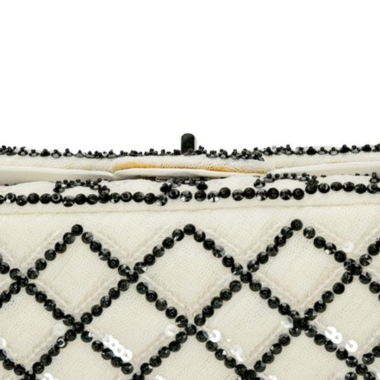 Chanel Mesh Fabric Limited Edition Shoulder Bag Image 9
